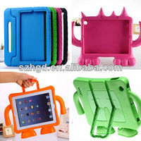HGD factory custom case for tablet ipad case OEM soft children case for ipad 3
