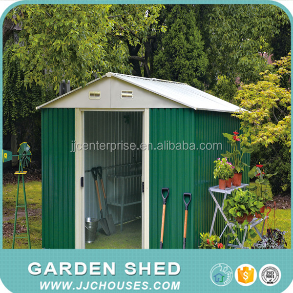 wholesale metal shed sale factory price,waterproof bike storage shed,china metal storage sheds low cost