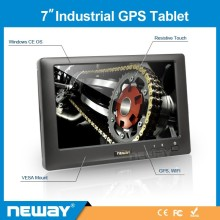 7 inch touch panel PC easy touch tablet pc with AV interface