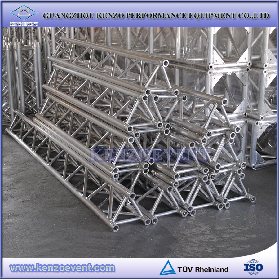 Quality Aluminum Triangular Roof Truss Lighting Truss for Events