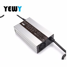 Factory 24v 100ah Fast charging Electric Battery Charger 25a Li ion 29.4v EV Golf Cart chargers Aluminium case