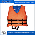Swimwear polyester adult life jacket life vest for swimming drifting surfing fishing