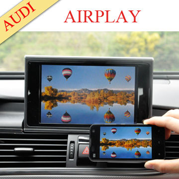 car digital tv come with wifi display airplay