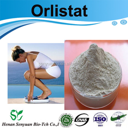 Hot selling high quality Orlistat 96829-58-2 with reasonable price and fast delivery !!