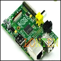 Rev 2.0 512 ARM For Raspberry Pi Project Board Model B Version