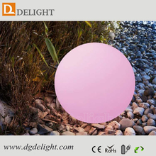 Rechargeable Waterproof LED Glow Ball/Outdoor Glowing Ball/Floating waterproof LED Light Ball