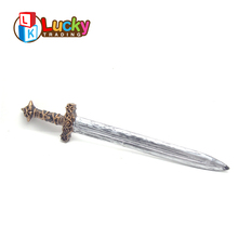 popular kids halloween cosplay weapons toy mini plastic sword for sale