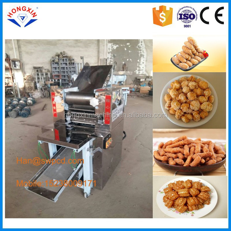 New design Polished Glutinous Rice strip cutting machine/ Rice bar machine