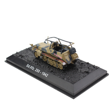 Military Diecast Car 1:72 Toy Scale Model Tank