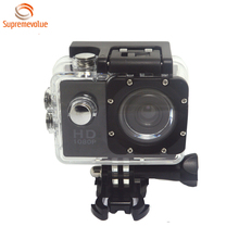 Factory Price HD 720P Action Camera 30M Waterproof Sports Camera Helmet Camera