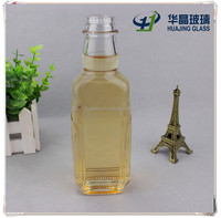 brand new glass 250ml 8oz small olive oil bottle for promotion