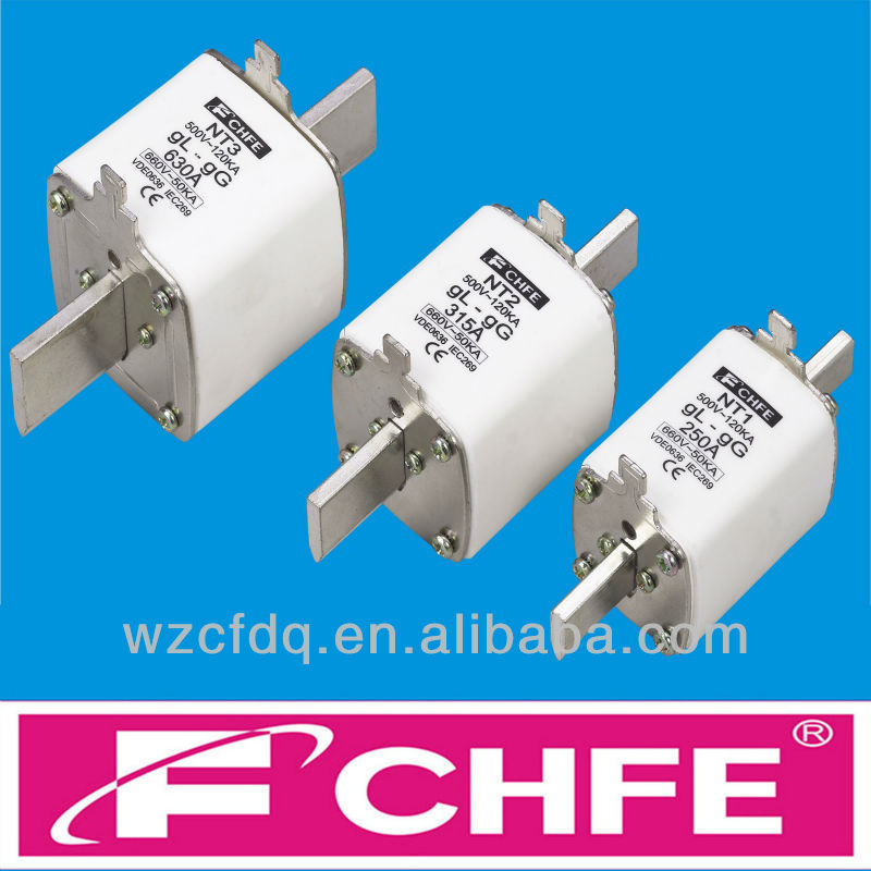 CHFE old fuses Low voltage FUSE LINK(CE,IEC)