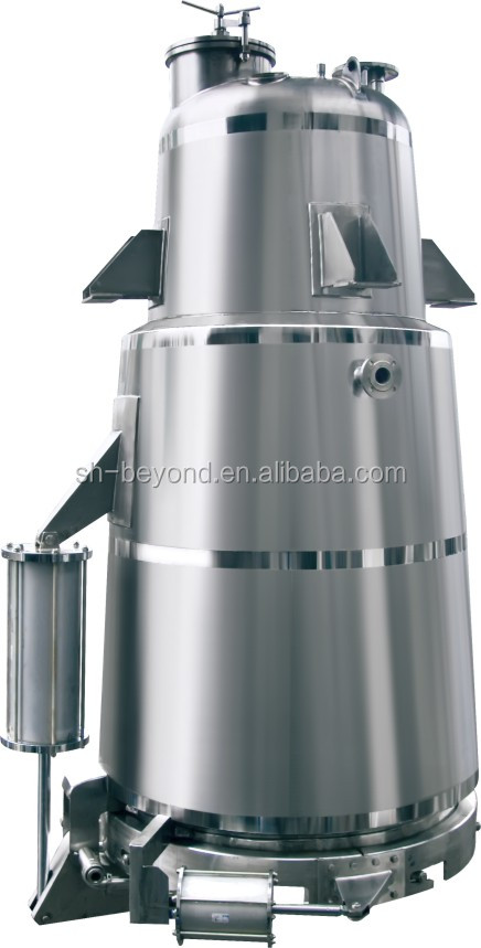 Multifunctional extraction tank