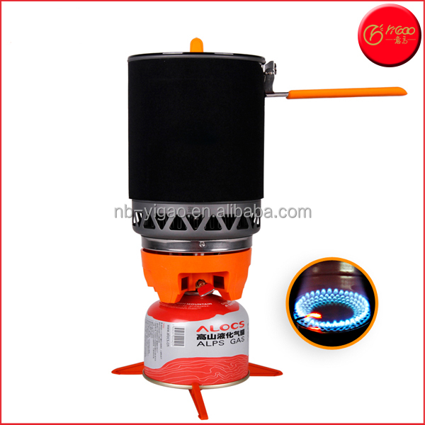 1600ml Portable Camping gas stove cooking System Butane Propane Burners