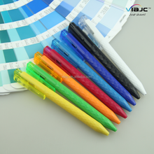 New Arrival Vivid Color Promotional Cheap Plastic Parker Pen