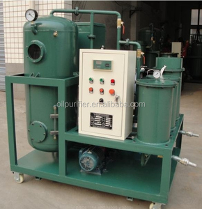 Waste Turbine Oil Recycling, Oil Purification Machine