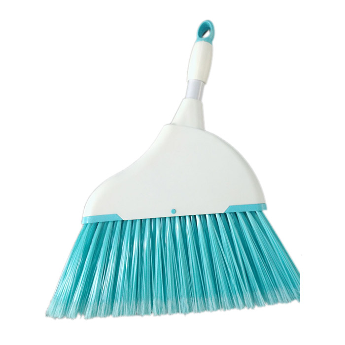PP plastic soft bristle broom