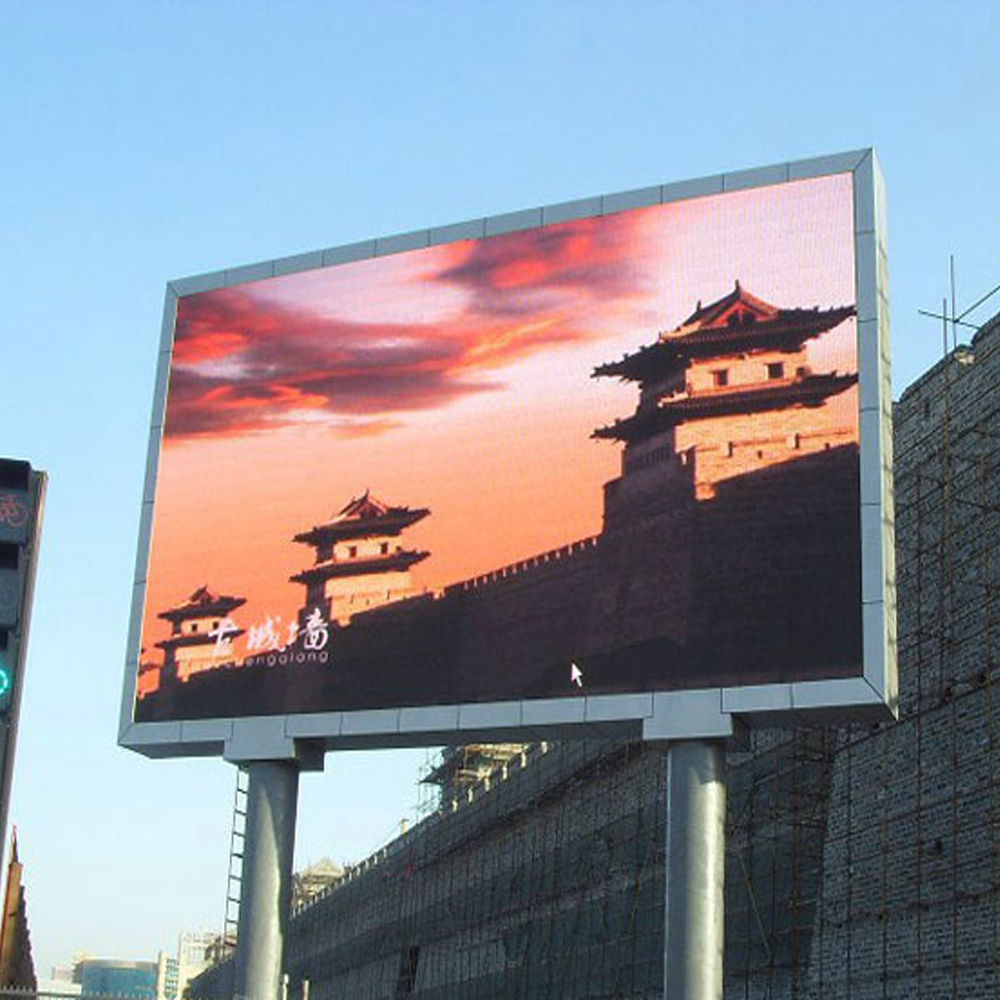 Full Color SMD3535 Outdoor <strong>P10</strong> LED <strong>Advertising</strong> Billboard <strong>Signs</strong> Digital Outdoor LED Signage
