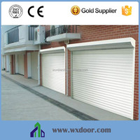 Outdoor Motorized Aluminum Roller Shutter Door/Automatic Roller Shutter Door / Electric Roller Shutter Door