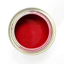 SCC supplier GRINICE red color 1K metallic auto base paint
