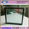 Thriking glass insulated Glass/double glazing glass with CE&EN12150