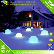 Cheap Inflatable LED Ball/led glow swimming pool ball /led moon light ball