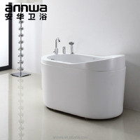 cheap freestanding bathtub with small standard bathtub size