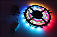 1M 30 Pixels/m WS2812B WS2811 LED CHIP 5050 SMD RGB Digital LED Strip White PCB Waterproof LED Light DC12V