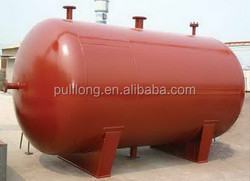 Huge gas or oil volume storage tank/pressure vessel price