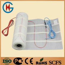 UV protected electric heating mat casn instead heat resistant rubber mat