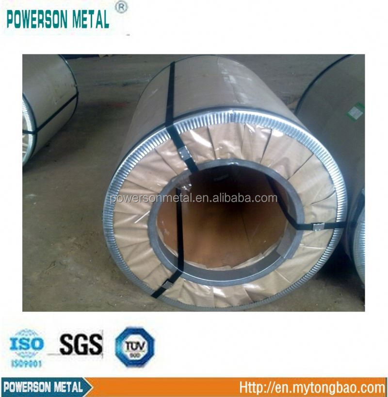 prepainted metallic coating cold-rolled steell