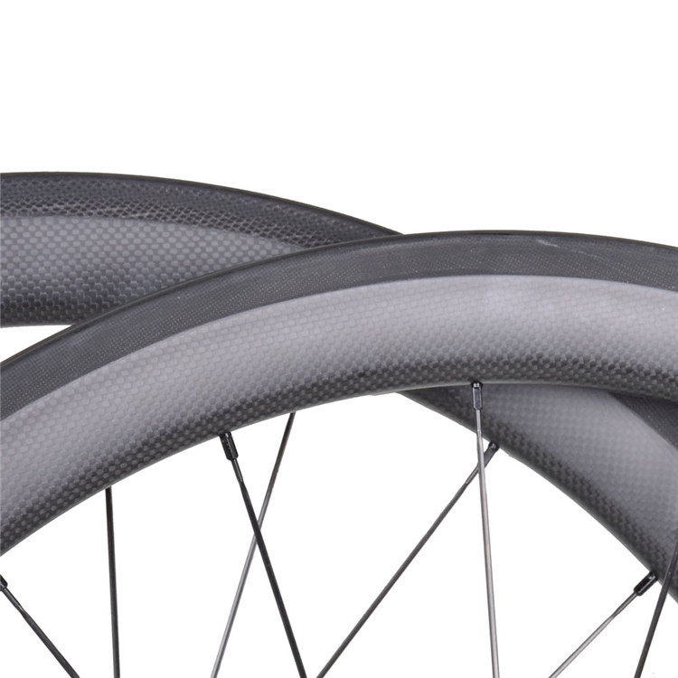 Full toray carbon fiber R36 hub clincher bicycle wheels road bike 50mm wheel carbon