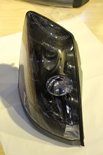 Auto Parts America truck Black Volvo VNL Headlights 20496653/20496654