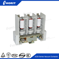 CE Certificated 10KV 400a 630a high voltage ac vacuum contactor for capacitors