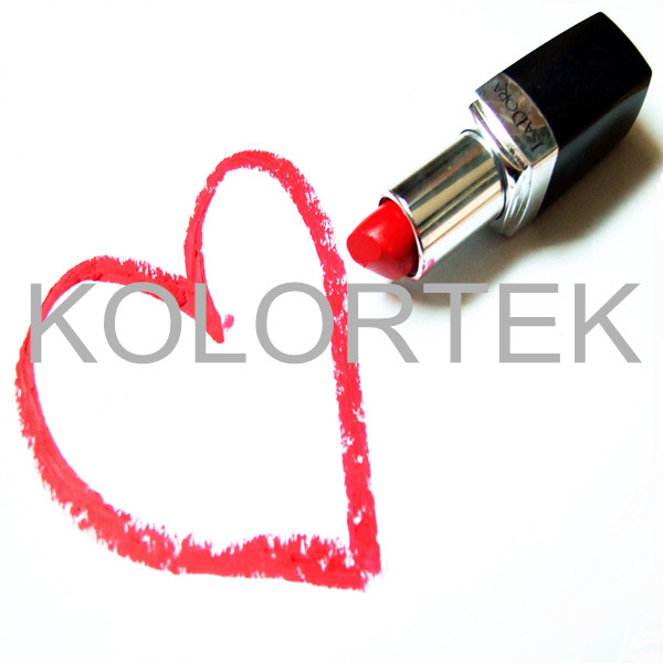 Intense chroma color pigment, raw material of lipstick