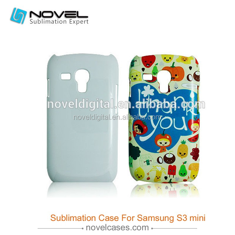 Online wholesale Sublimation Polymer Phone Case For Samsung S3 mini