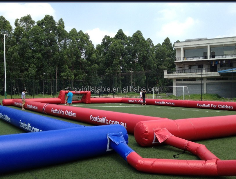 inflatable soccer field outdoor indoor soccer field for sale