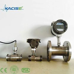 Food Grade Turbine Flow Meter Vegetable Oil Flow Meter
