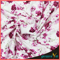 Custom Digital Printed Garment Cotton Poplin Fabric