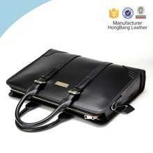 High quality designer hand bag ,men bags briefcase leather handbag