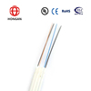 G657A Fiber Type Twin Drop Cable