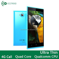 5 inch quad core cheap android mobile smart phone with dual sim slots