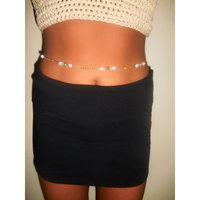 fashion Body Piercing Pearl Beaded Waist Chain Belly Chain wholesale