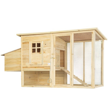 Hot Sale Outdoor OEM custom cheap Wooden Chicken Coop