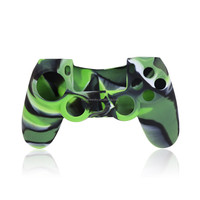 2017 wholesale Hot selling custom silicone skin case for ps4 controller