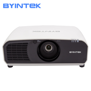 BYINTEK 3D Mapping Outdoor Advertising Large Venue Real 7000 ANSI Lumens 15000:1 Contrast Ratio Holographic Laser StarProjector