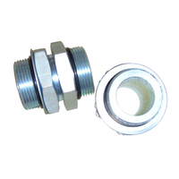 Stainless steel flexible hose coupler Camlock type quick connect Coupling