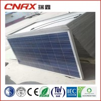 265w pv poly module crystalline solar panel in china