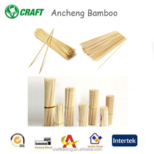 Bbq burger sticks crafts bamboo wooden grilling skewers