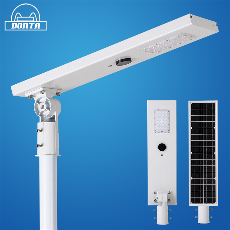 china manufacturer 20w all in one solar street light outdoor
